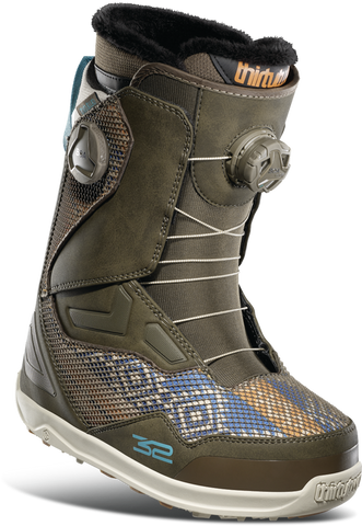 THIRTYTWO TM-2 DOUBLE BOA WOMEN'S SNOWBOARD BOOTS 2021