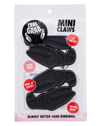 CRAB GRAB MINI CLAWS STOMP PAD