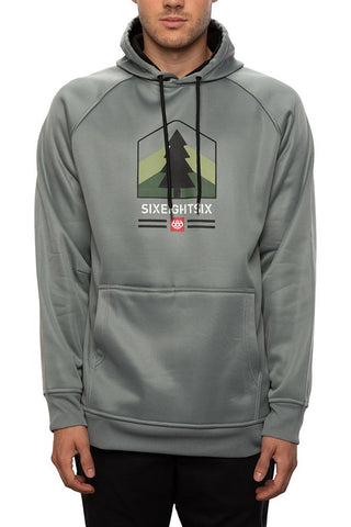 686 BONDED FLEECE PULLOVER HOODY MEN'S