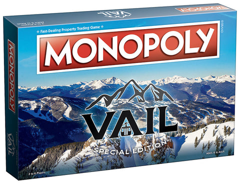 MONOPOLY: VAIL EDITION