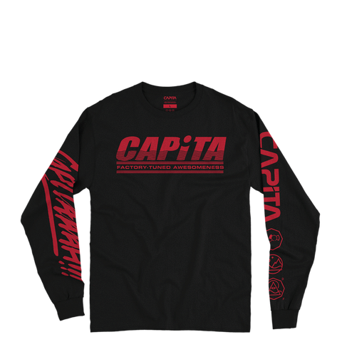 Capita 2020 - FACTORY LONG SLEEVE TEE