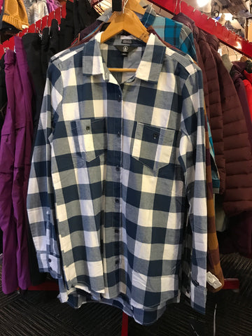 Granite Flannel Shirt