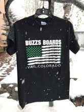 Load image into Gallery viewer, Buzz's Boards t-shirt