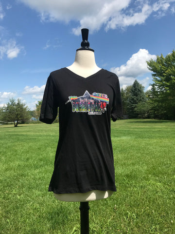 Buzzstock 20th Anniversary - Ladies V Neck