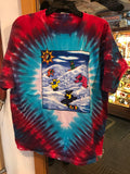 Grateful Dead Snowboarding Bear