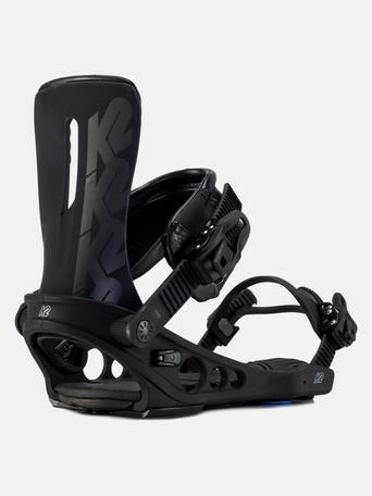 K2 HUE WOMEN'S SNOWBOARD BINDINGS 2021