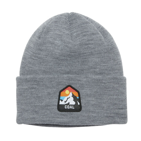 Coal - The Peak Mountain Patch Beanie