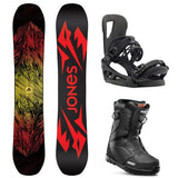 Demo Snowboard Package