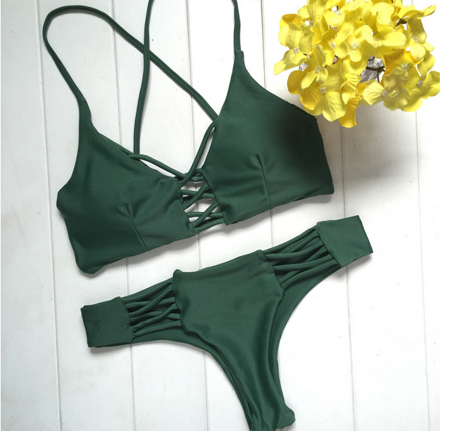 The Safari Bikini