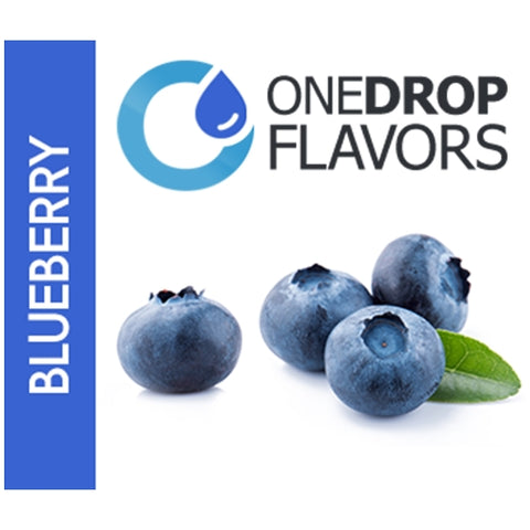 Blueberry (One Drop Flavors)