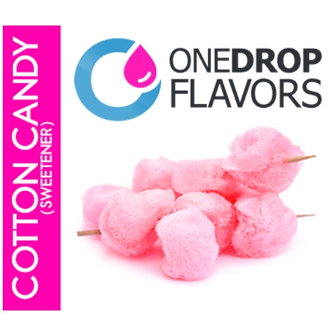 Cotton Candy (One Drop Flavors)
