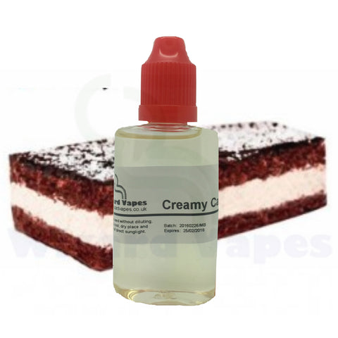Creamy Cake Flavour Concentrate