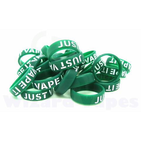 Vape Bands (Dark Green)