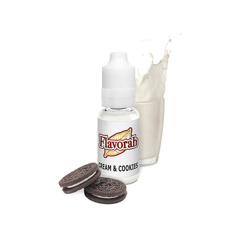 Cream and Cookies (Flavorah)