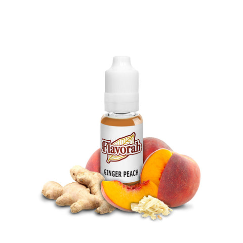 Ginger Peach (Flavorah)