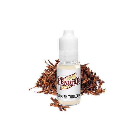 Turkish Tobacco (Flavorah)
