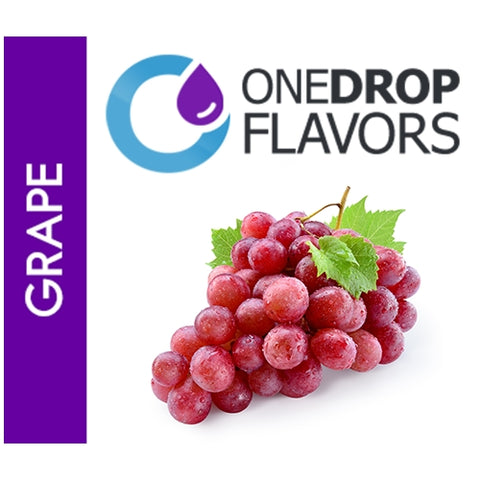 Grape (One Drop Flavors)