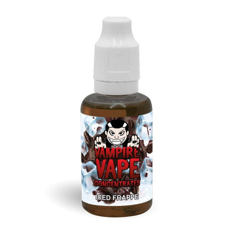 Iced Frappe Flavour Concentrate (Vampire Vape)