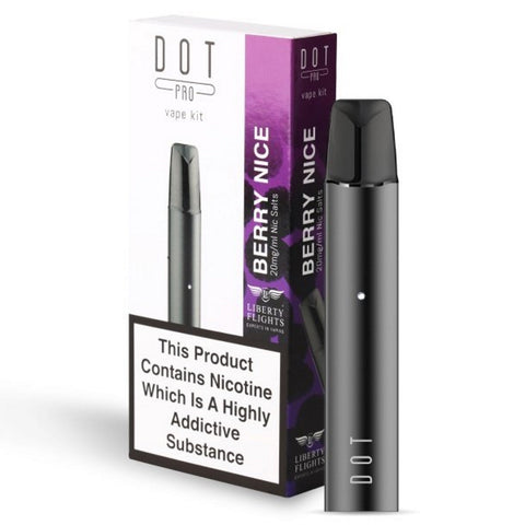 Dot Pro Starter Kit (Liberty Flights Berry Nice)