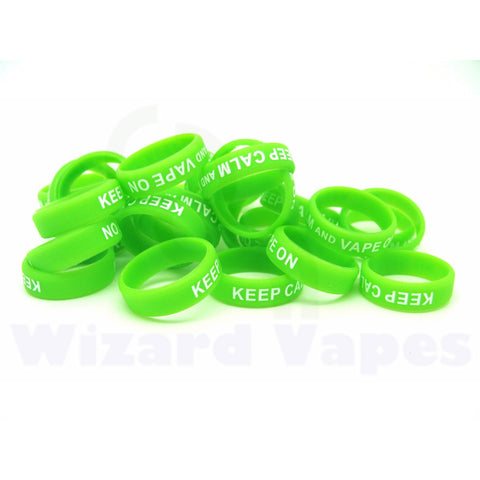 Vape Bands (Light Green)