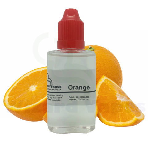 Orange Flavour Concentrate
