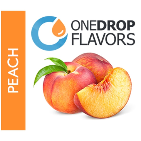 Peach (One Drop Flavors)