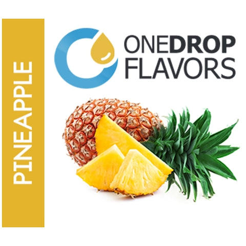 Pineapple (One Drop Flavors)