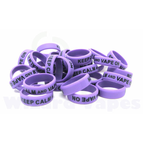 Vape Bands (Purple)