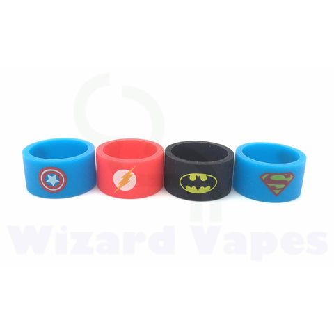 Super Hero Vape Bands
