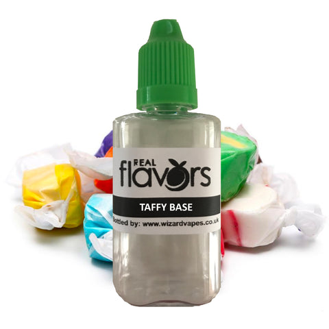 Taffy Base (Real Flavors)
