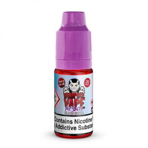 Blood Sukka Nic Salts (Vampire Vape)