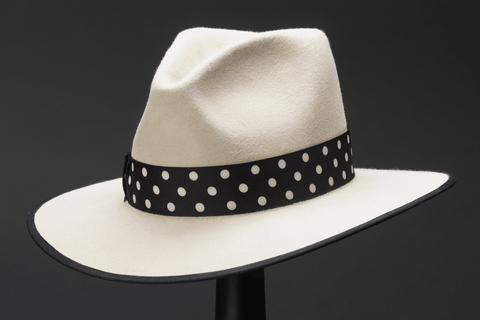 Ladies Fedora -  Single Crease