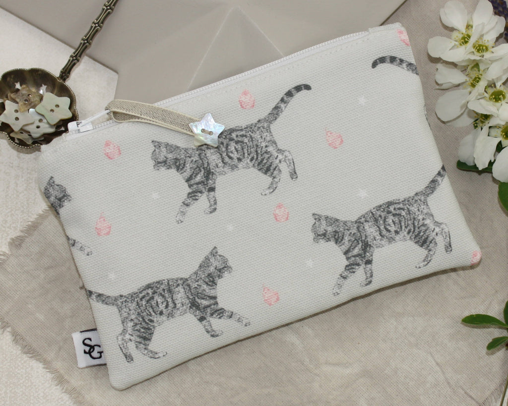 Cat Make-up Bag