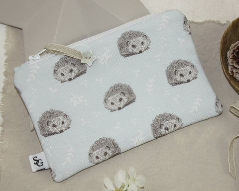 Hedgehog Make-up Bag