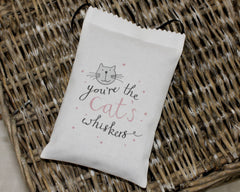 Cat's Whiskers Lavender Bag