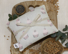 Cupcake Lavender & Wheat Heat Bag