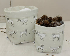 Dog Storage Baskets