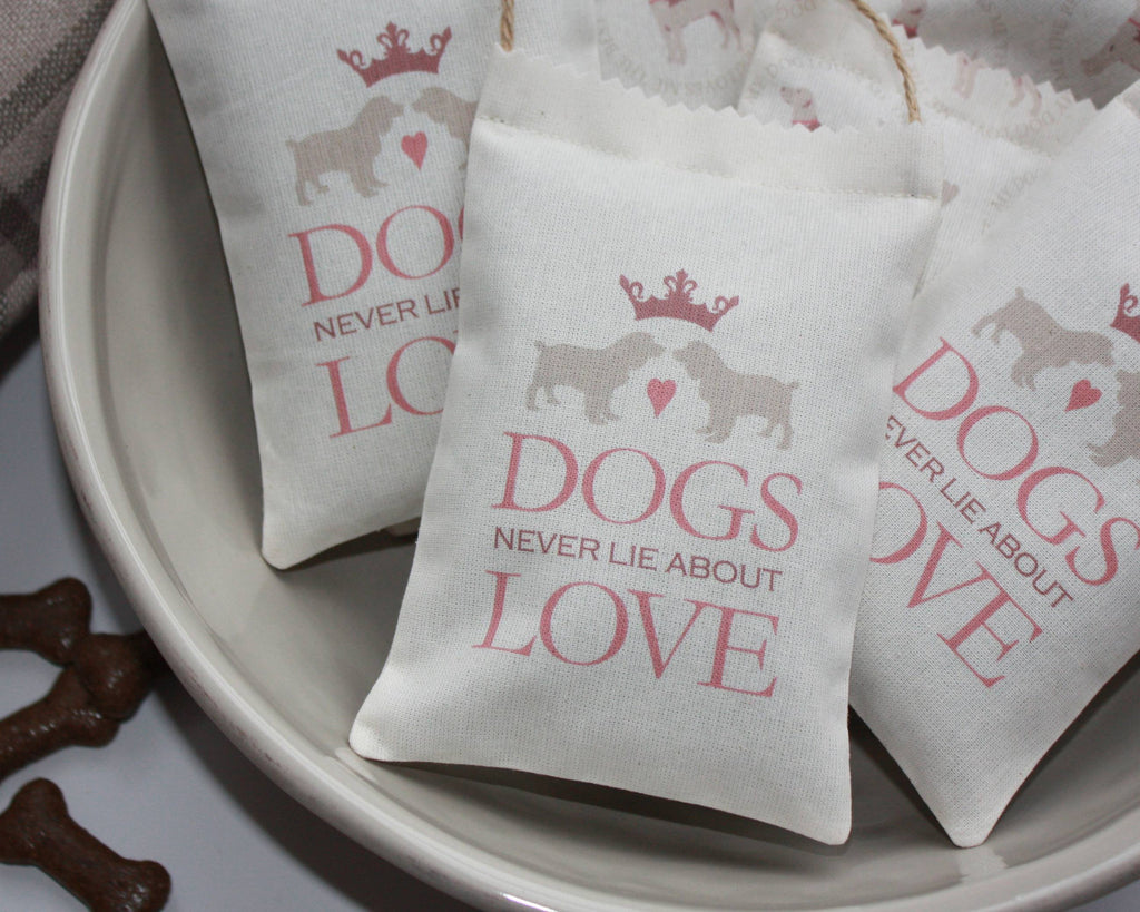 Dogs Never Lie Lavender Bag - Snow Goose UK  - 1