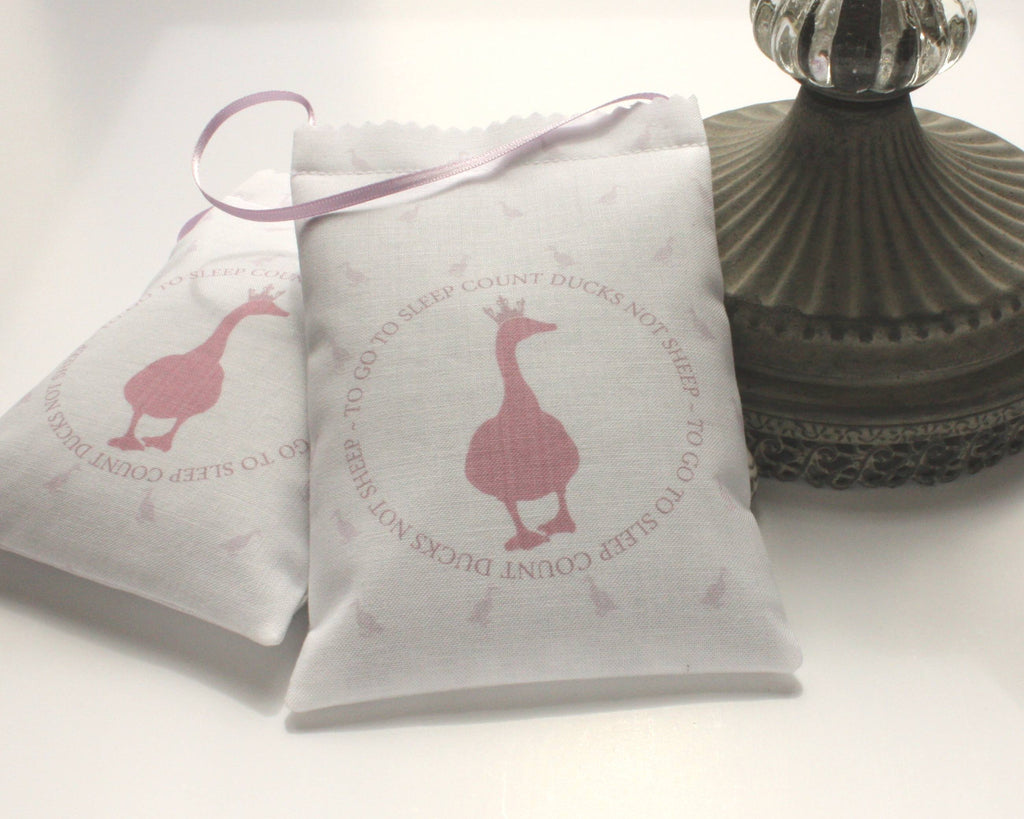 To go to sleep... Lavender Bag - Snow Goose UK  - 1