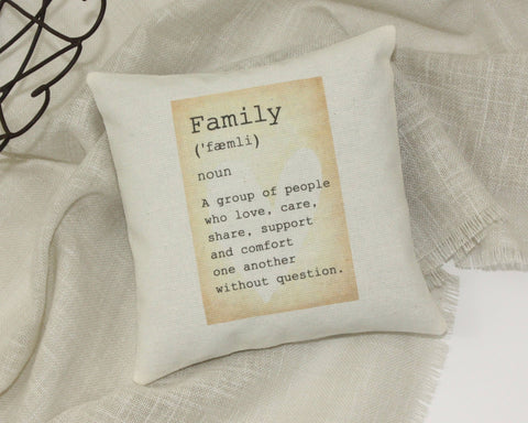 Family Lavender Dream Pillow