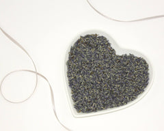 Heart Lavender Car Fresheners - natural