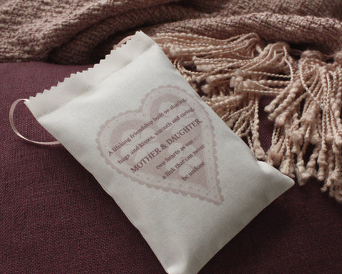 Mother & Daughter Lavender Bag