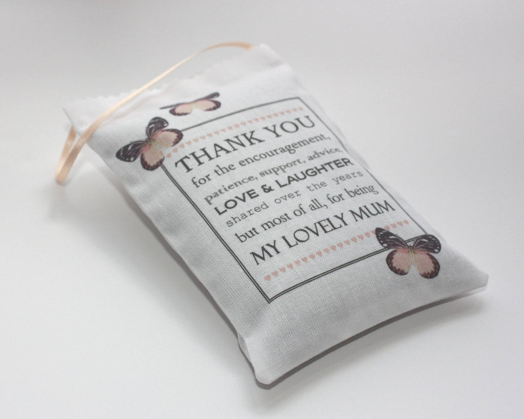 My Lovely Mum Lavender Bag - Snow Goose UK  - 1