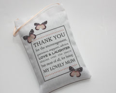 My Lovely Mum Lavender Bag - Snow Goose UK  - 2
