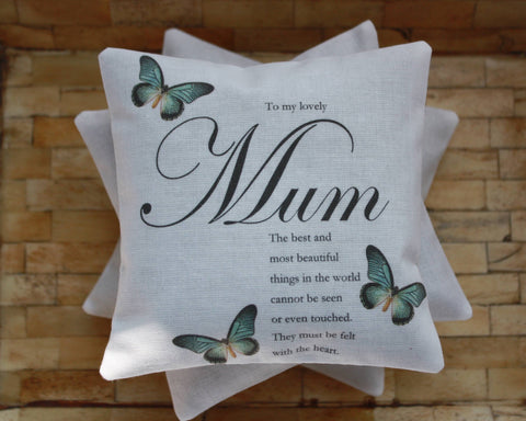 My Lovely Mum Lavender Dream Pillow