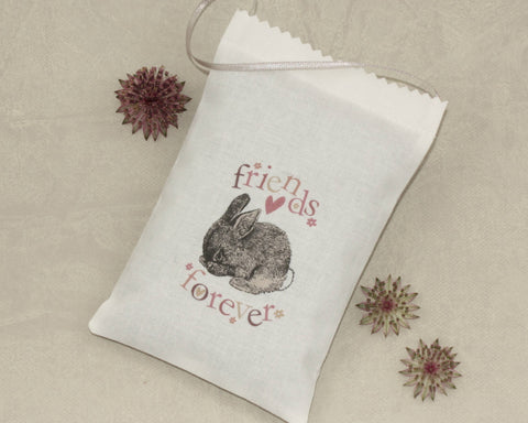 Friends Forever Lavender Bag