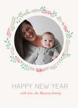 "The ""Hanson"" New Year Card"