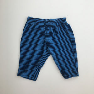 Circo blue & navy striped pants