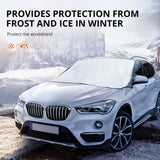 Winter Snow Ice Windshield Protector