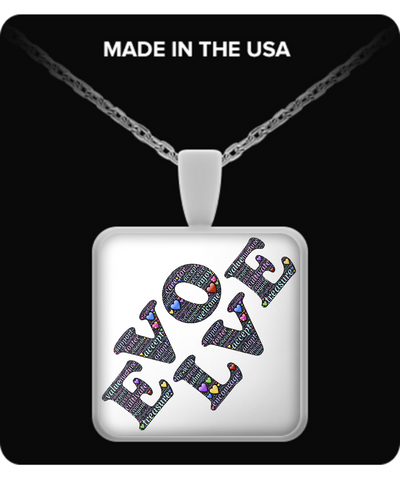 Limited Edition Evolve Pendant